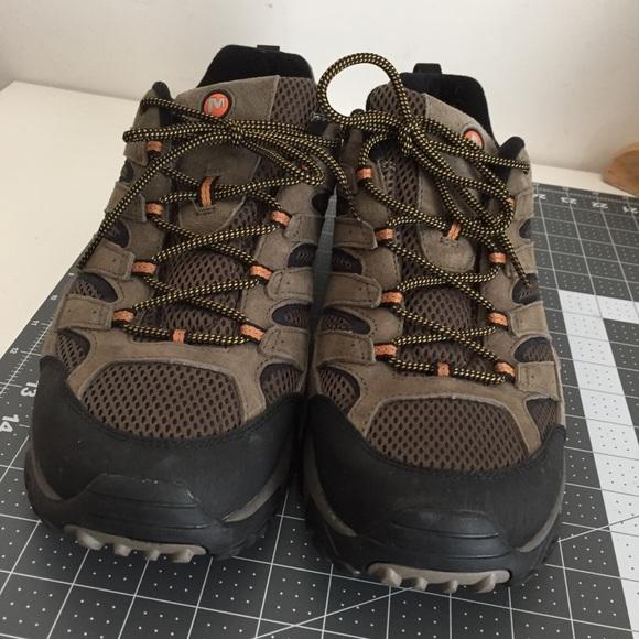 5ccf4ff339c Men's Merrell hiking shoes size 14